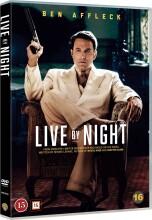 live by night / lev om natten - DVD