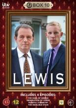 lewis - boks 10 - DVD