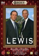 lewis - boks 9 - DVD
