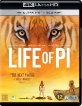 life of pi - 4k Ultra HD Blu-Ray