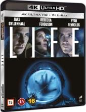 life - 2017 - 4k Ultra HD Blu-Ray
