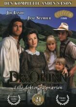 lille doktor på prærien - sæson 2 - DVD