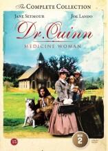 lille doktor på prærien - sæson 4-6 inkl 2 film  - DVD