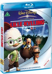 lille kylling / chicken little - disney - Blu-Ray