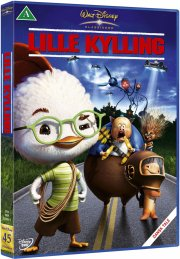 lille kylling / chicken little - disney - DVD