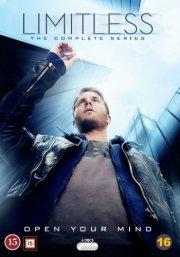 limitless - sæson 1 - DVD