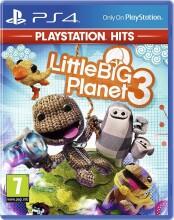 littlebig planet 3 - playstation hits - nordic - PS4