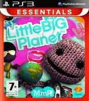 littlebig planet - essentials - PS3