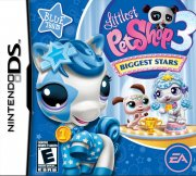 littlest pet shop 3 biggest stars blue - nintendo ds