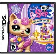 littlest pet shop 3 biggest stars purple (nordic) - nintendo ds