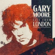 gary moore - live from london - cd