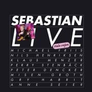 sebastian - live hele vejen - cd