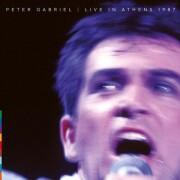 peter gabriel - live in athens 1987 - Vinyl / LP