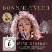 bonnie tyler - live & lost in france - cd