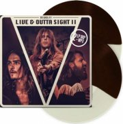 dewolff - live & outta sight ii - colored edition - Vinyl / LP