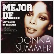 donna summer - lo mejor de - cd