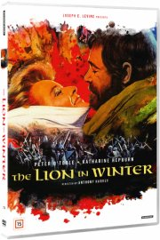 the lion in winter - 1968 - DVD