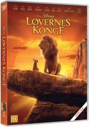 løvernes konge / lion king - 2019 - disney - DVD