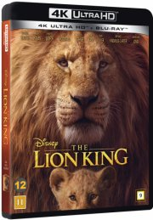 løvernes konge / lion king - 2019 - disney - 4k Ultra HD Blu-Ray