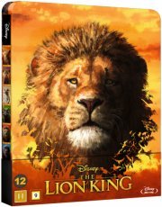 løvernes konge / lion king - 2019 - steelbook - disney - Blu-Ray