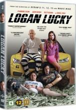 logan lucky - DVD