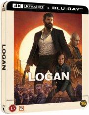 logan - steelbook - 4k Ultra HD Blu-Ray