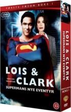 lois and clark - sæson 1 - vol. 1 - DVD