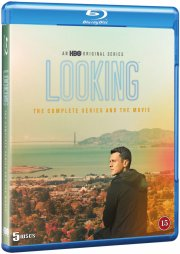 looking - den komplette serie + the movie - hbo - Blu-Ray