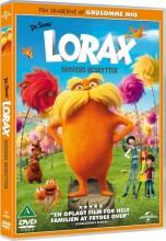 the lorax - skovens beskytter - dr. seuss - DVD