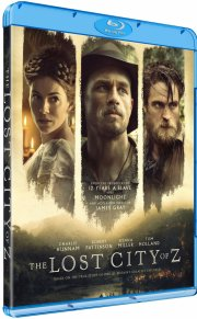 lost city of z - Blu-Ray