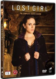 lost girl - sæson 4 - DVD