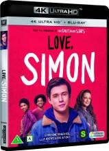 love, simon - 4k Ultra HD Blu-Ray