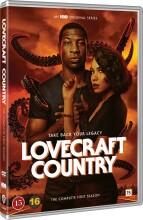 lovecraft country - sæson 1 - DVD