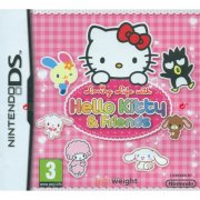 loving life with hello kitty & friends - dk - nintendo ds