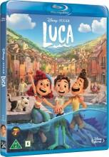 luca - disney pixar - Blu-Ray