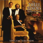 de tre tenorer - christmas concert - cd