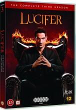 lucifer - sæson 3 - DVD
