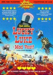 lucky luke - mod vest - DVD