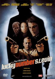 lucky number slevin - DVD