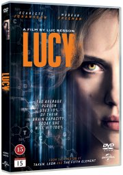 lucy - 2014 - DVD