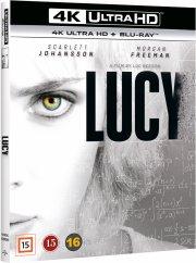 lucy - 2014 - 4k Ultra HD Blu-Ray