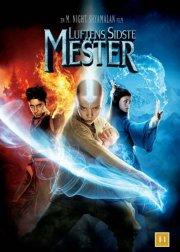the last airbender/ luftens sidste mester - DVD