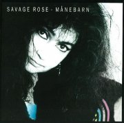 savage rose - månebarn - cd