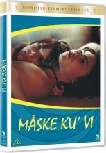 måske ku' vi - 1976 - DVD