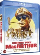 macarthur - oprørsgeneralen - Blu-Ray