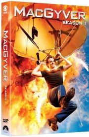 macgyver - sæson 1 - 2016 - DVD