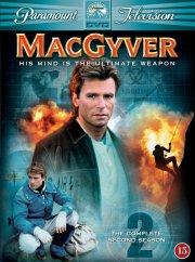 macgyver - sæson 2 - DVD