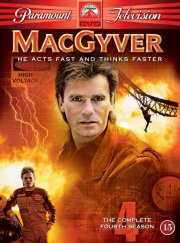 macgyver - sæson 4 - DVD