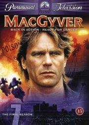macgyver - sæson 7 - DVD