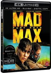 mad max 4 - fury road - 4k Ultra HD Blu-Ray